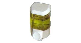 Seifen-und Duschgelspender 561 Maple weiß
